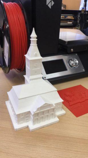 3D Printing, Imprimare 3D, House 3D, 3D House, White 3D, 3D, Imprimante 3D