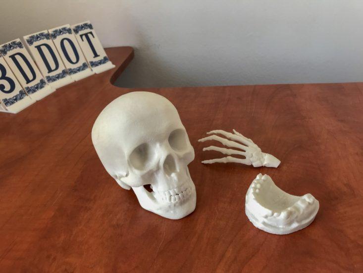 3D Printing, Modelare 3D, Imprimare 3D, Craniu 3D, Imprimare, 3D
